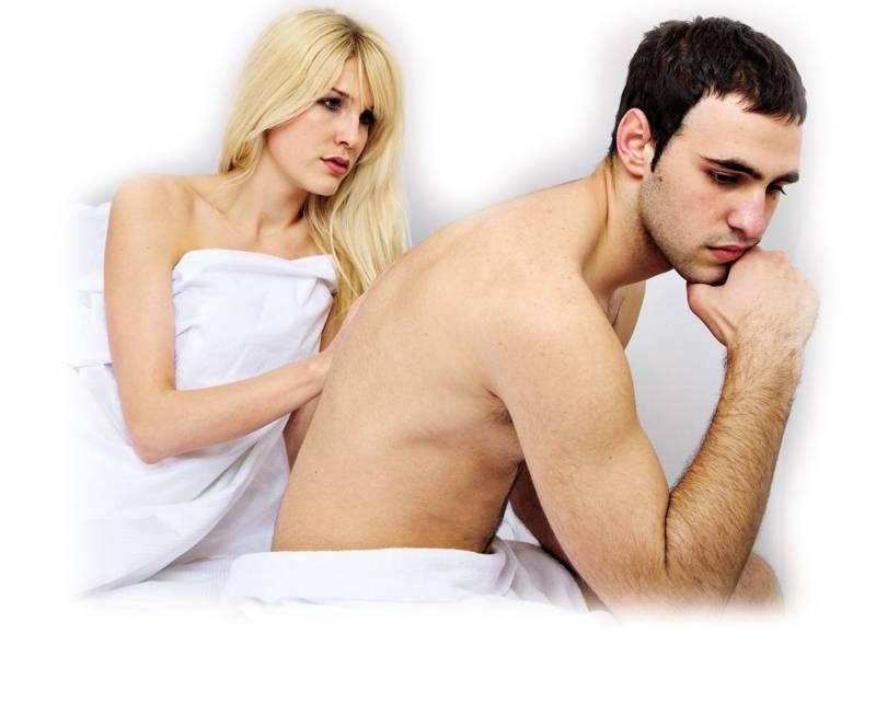 Как понять что у мужчины импотенция