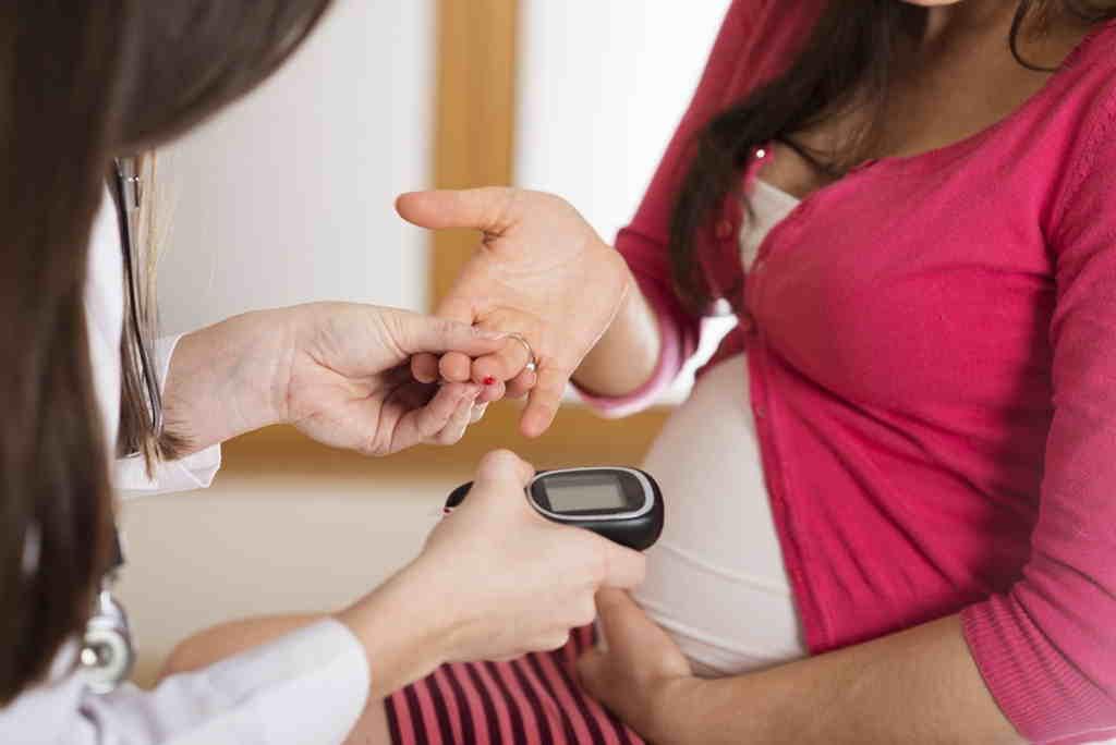 Беременность при сахарном диабете 2 го типа