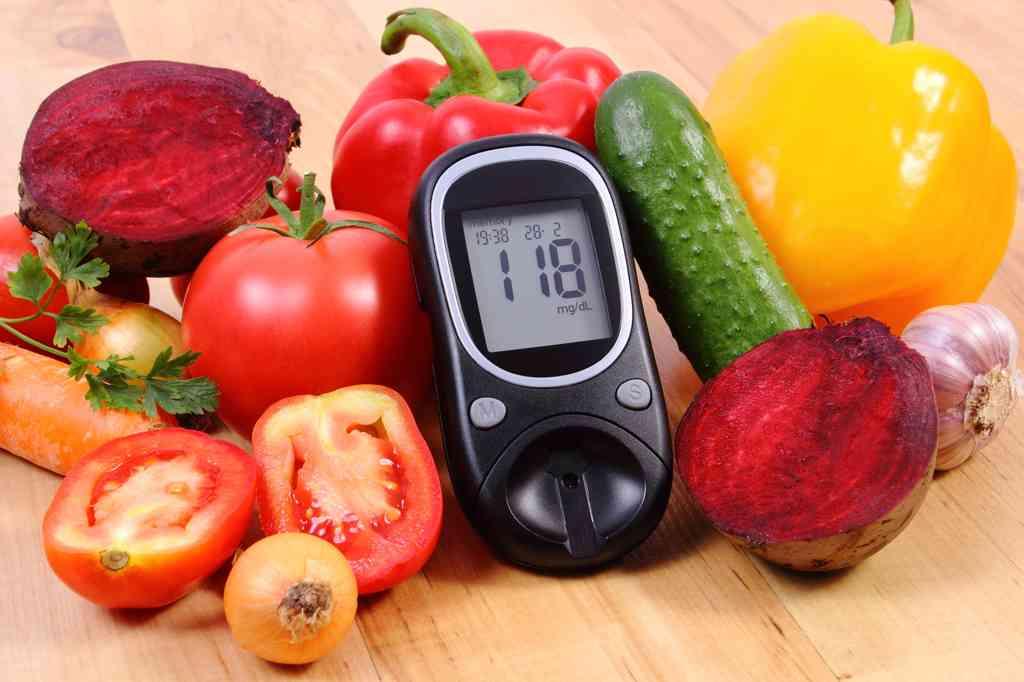 Овощи и фрукты лечение диабета