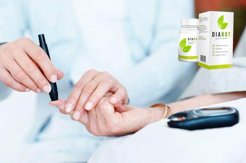 Dianot обзор нового препарата от диабета