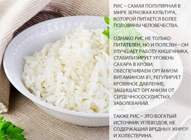 Белый Рис Похудения. Белый рис: польза и вред для организма, эффективность при похудении
