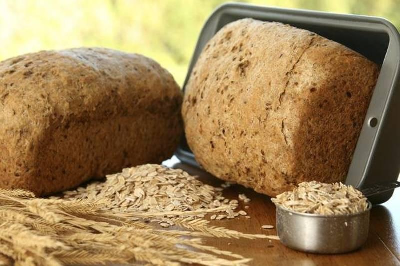 Хлеб и каша при диабете