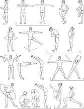 Гимнастика при диабете 2 типа: уроки для домашних занятий, видео