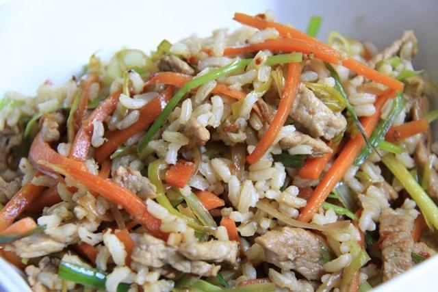 Рецепты приготовления плова с курицы и говядины для диабетиков
